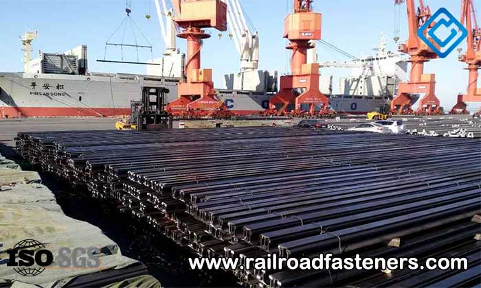 43kg rail for mining project