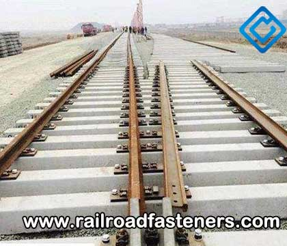 Current Application and Developing Trend of Rail Sleeper