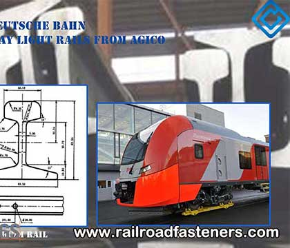 Buy Din Light Rails From Light Railroad Track Manufacturers AGICO