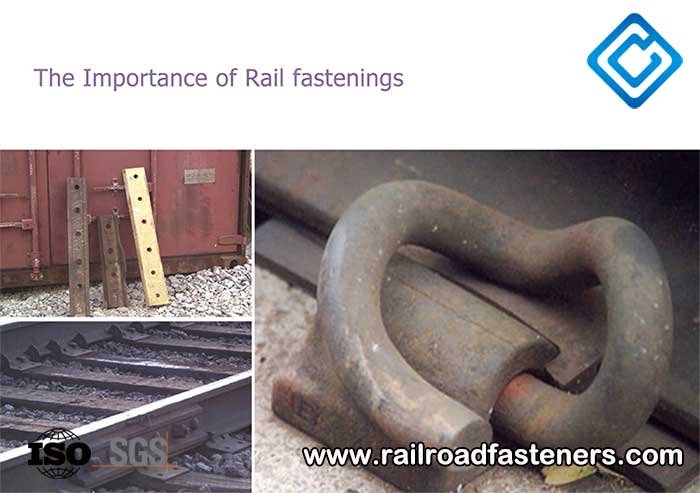 importance of rail fastenings