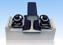 normal rail clip 1 fastening system