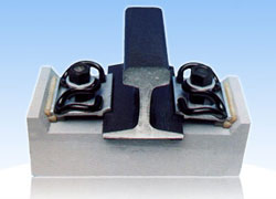 normal rail clip 2 fastening system