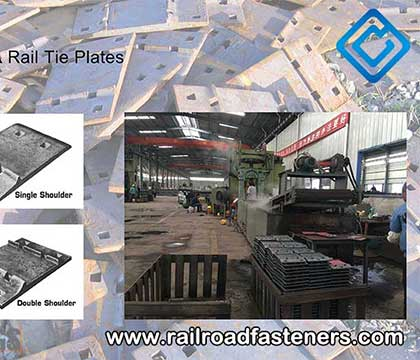 Railroad Tie Plates Dimensions Let More Professional Railroad Tie Plate Manufacturer Tell You