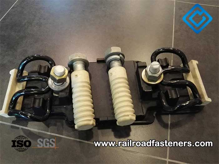 Railroad fasteners