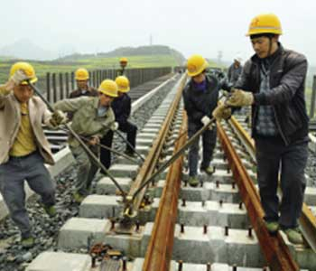 railway projects in inner mongolia