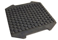 rubber rail pad