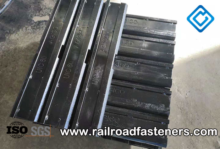 Thermit Welded Fishplate For Thermit Welding Rails
