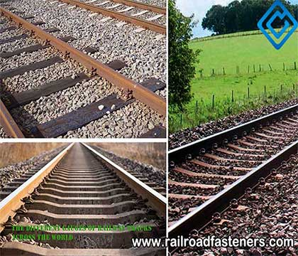 Types of Railway Track With Different Gauges Across The World